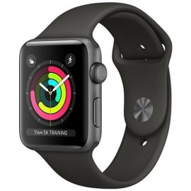 Apple Watch serie 3 + GPS42mm Black